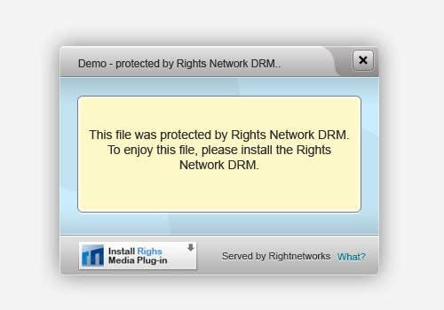 Kilpailutyö #73 kilpailussa Photoshop Design for Rights Network