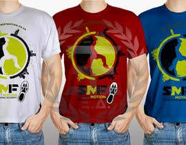 #29 para Design a T-Shirt for Parkour/Freerunning por EpikArtz