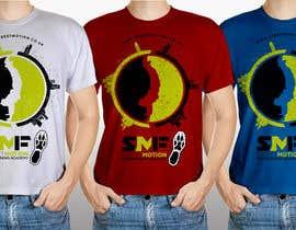 Nro 39 kilpailuun Design a T-Shirt for Parkour/Freerunning käyttäjältä EpikArtz