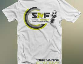 #22 para Design a T-Shirt for Parkour/Freerunning por publismart
