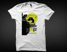#30 for Design a T-Shirt for Parkour/Freerunning af ammarafarooq