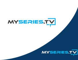 #14 untuk Design a Logo for a website about TV series oleh AdeptDesigners