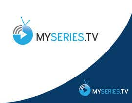 #15 untuk Design a Logo for a website about TV series oleh AdeptDesigners