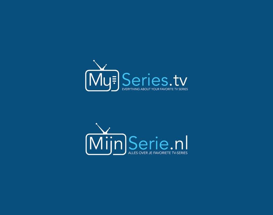 Konkurrenceindlæg #                                        25                                      for                                         Design a Logo for a website about TV series