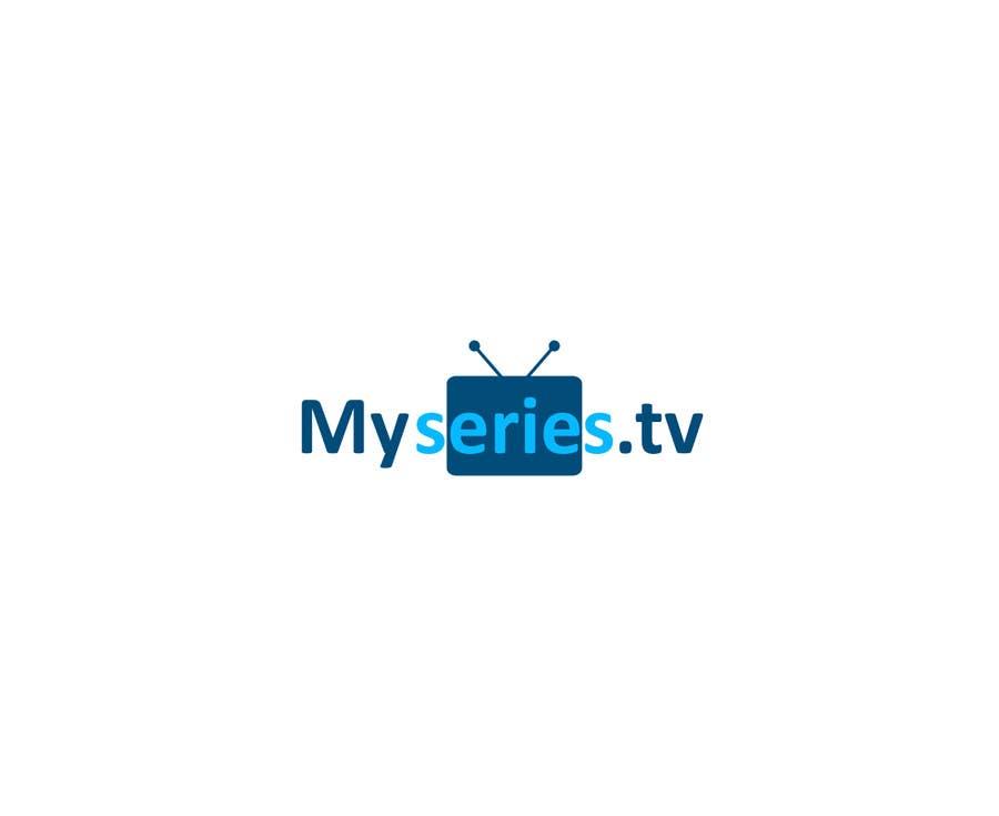 Konkurrenceindlæg #                                        40                                      for                                         Design a Logo for a website about TV series