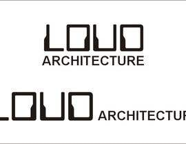 "#340 for ""LOUD Architecture"" Logo Design af inspiringlines1"