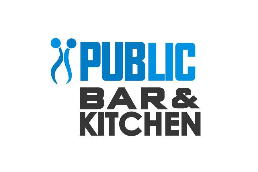 Конкурсная заявка №406 для Logo Design for Exciting New Bar & Restaurant