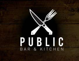#365 para Logo Design for Exciting New Bar & Restaurant por simonalderson