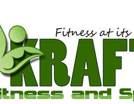 #5 para Design a Logo for KRAFT fitness and spa por gajdorendre