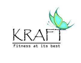 #6 untuk Design a Logo for KRAFT fitness and spa oleh hasanimran3232