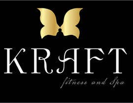#13 untuk Design a Logo for KRAFT fitness and spa oleh Ramisha16