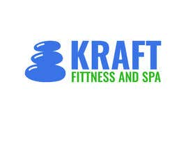 #16 para Design a Logo for KRAFT fitness and spa por patartics