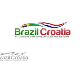 nº 10 pour Logo for Brazil-Croatia Chamber of Commerce par jai07