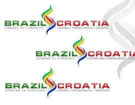 #20 for Logo for Brazil-Croatia Chamber of Commerce by jai07