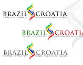 nº 44 pour Logo for Brazil-Croatia Chamber of Commerce par jai07