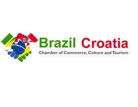 LucianCreative tarafından Logo for Brazil-Croatia Chamber of Commerce için no 6