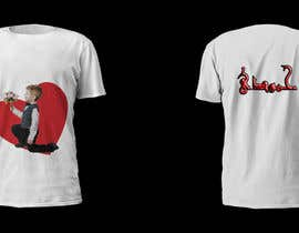 #7 for Design a T-Shirt for my and my love af raoufhassan