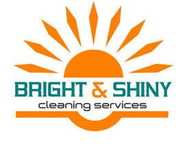 #164 for Design a Simple Logo for Bright & Shiny Cleaning Services af arshidkv12