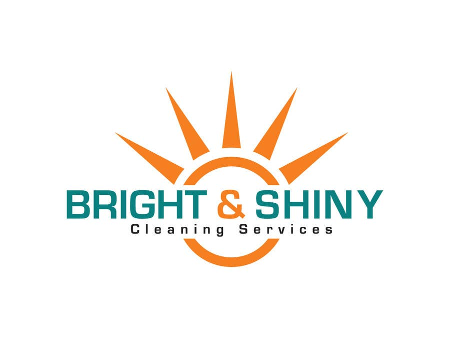 #148 for Design a Simple Logo for Bright & Shiny Cleaning Services by kmllg