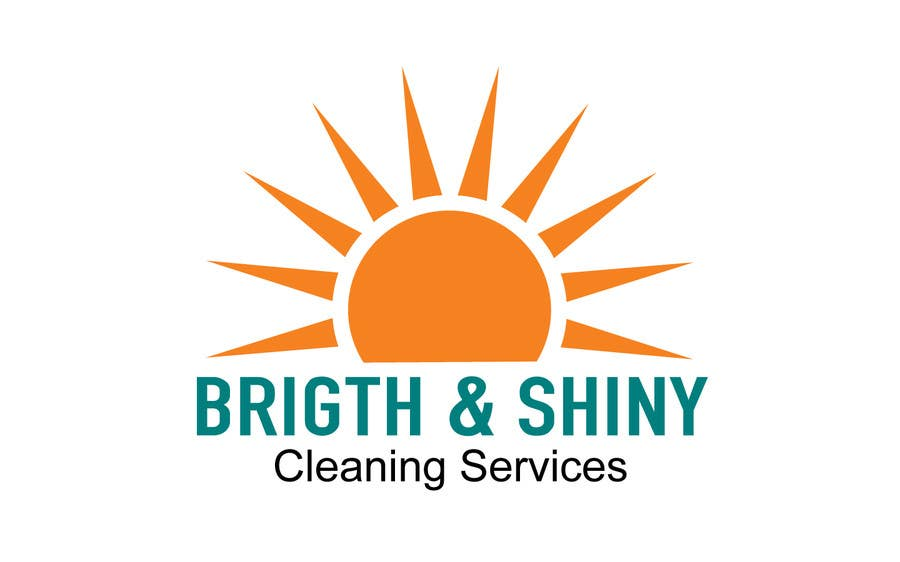 #196 for Design a Simple Logo for Bright & Shiny Cleaning Services by jeganr