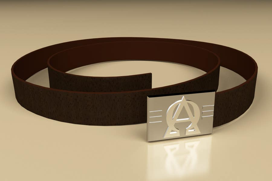 Proposition n°17 du concours Design a Fashion Belt for a company