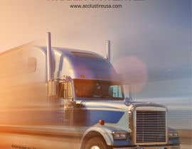 #1 untuk Design a Brochure for semi truck tire wholesale business oleh kopach
