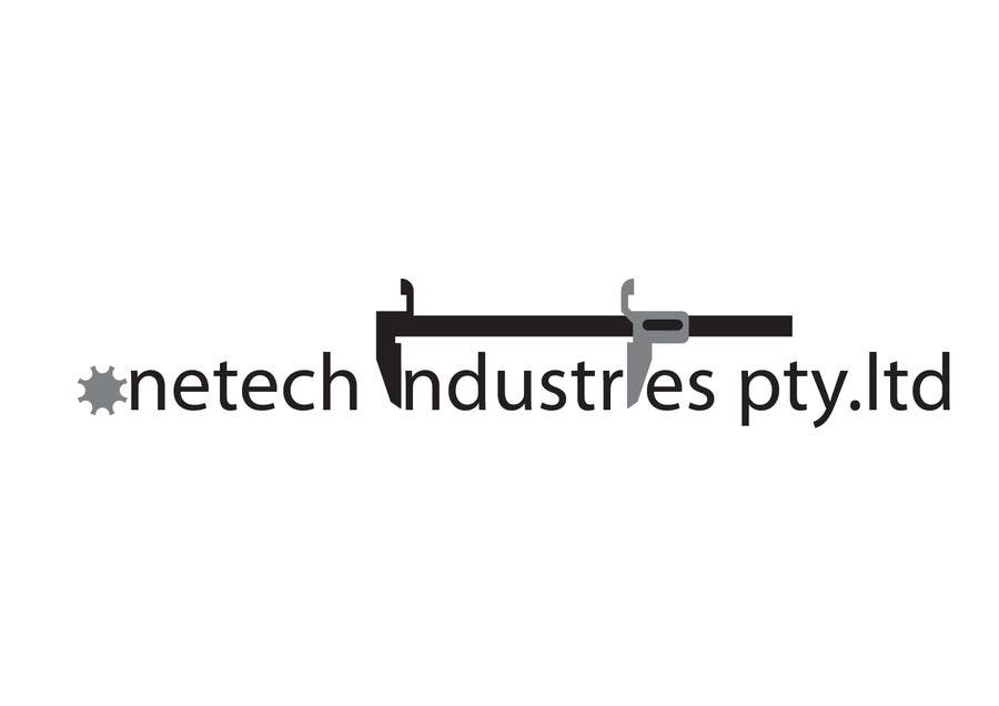#4 for onetech industries logo design by man25081983os