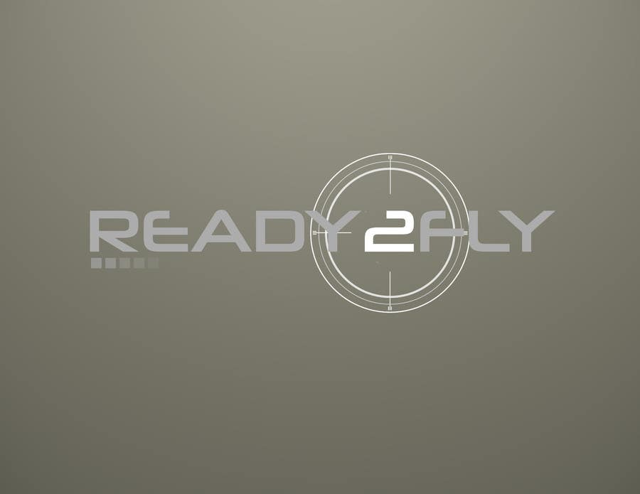 Contest Entry #                                        1                                      for                                         Diseñar un logotipo for Ready to Fly