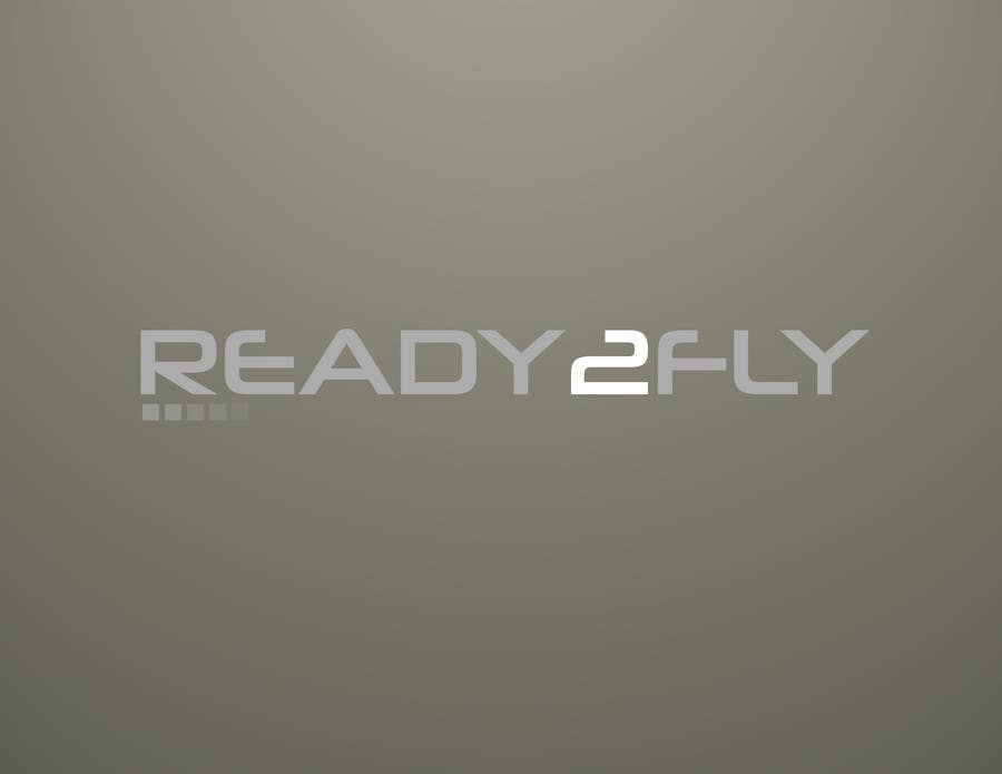Contest Entry #                                        2                                      for                                         Diseñar un logotipo for Ready to Fly