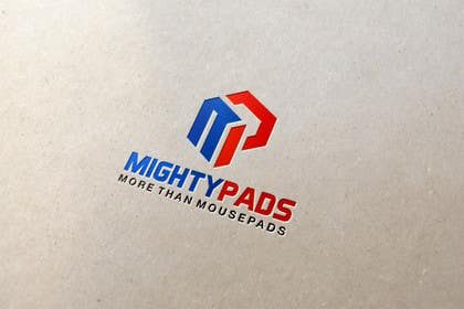 #182 for Design a Logo for MightyPads.com af tedi1