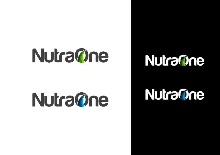 Proposition n°                                        70                                      du concours                                         Design a Logo for NutraOne Supplement Line
