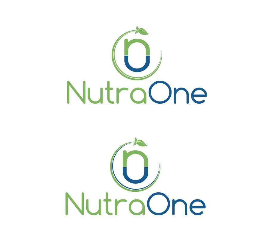 Proposition n°                                        113                                      du concours                                         Design a Logo for NutraOne Supplement Line