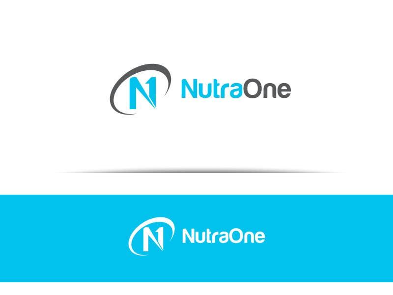 Proposition n°                                        238                                      du concours                                         Design a Logo for NutraOne Supplement Line