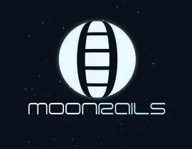 #18 for Design a Logo for MoonRails af jeffcurlew