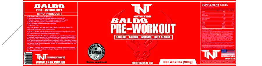 Contest Entry #                                        12                                      for                                         tnt nutrition