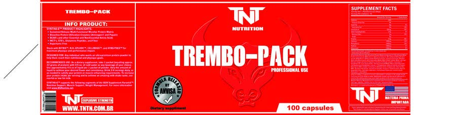 Contest Entry #                                        13                                      for                                         tnt nutrition