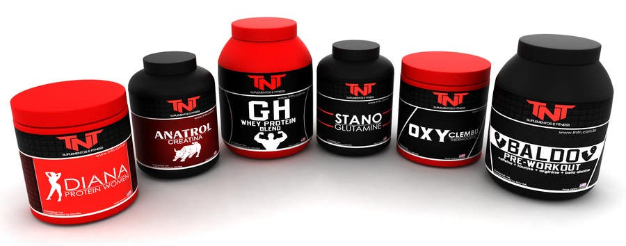 Contest Entry #                                        18                                      for                                         tnt nutrition