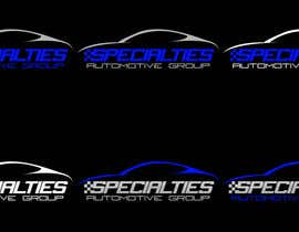 #30 untuk Design a Logo for Specialties Automotive Group, LLC oleh francidesigns