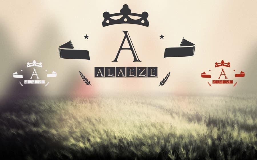 Contest Entry #                                        35                                      for                                         Design a Logo for ALAEZE
