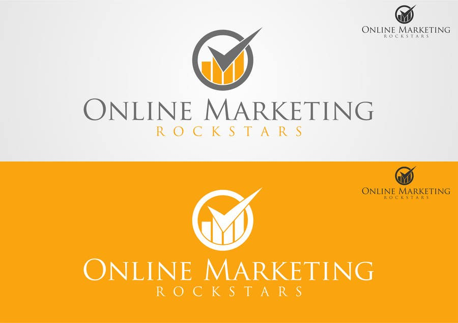 Contest Entry #                                        24                                      for                                         Ontwerp een Logo for Online Marketing Rockstars