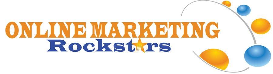 Contest Entry #                                        84                                      for                                         Ontwerp een Logo for Online Marketing Rockstars