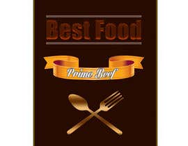 #15 for best food brochure by f0tis