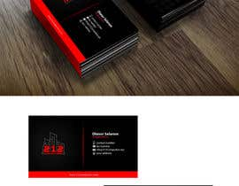 #3 para Design some Business Cards for 212 computers por dlanorselarom