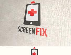 nº 115 pour Design a Logo for ScreenFix par DigiMonkey