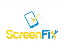 nº 82 pour Design a Logo for ScreenFix par BuDesign