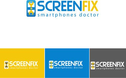 nº 90 pour Design a Logo for ScreenFix par creativeartist06
