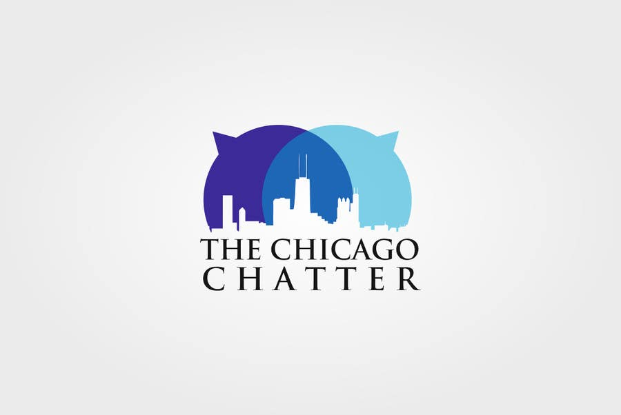 Contest Entry #                                        20                                      for                                         Design a Logo for The Chicago Chatter facebook page