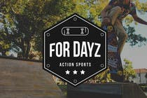 "Graphic Design Konkurrenceindlæg #668 for Design a Logo for ""for dayz"" action sports brand"