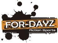"Graphic Design Konkurrenceindlæg #619 for Design a Logo for ""for dayz"" action sports brand"