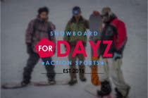 """Proposition n° 612 du concours Graphic Design pour Design a Logo for """"for dayz"""" action sports brand"""